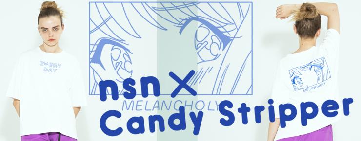 nsn×candystripper