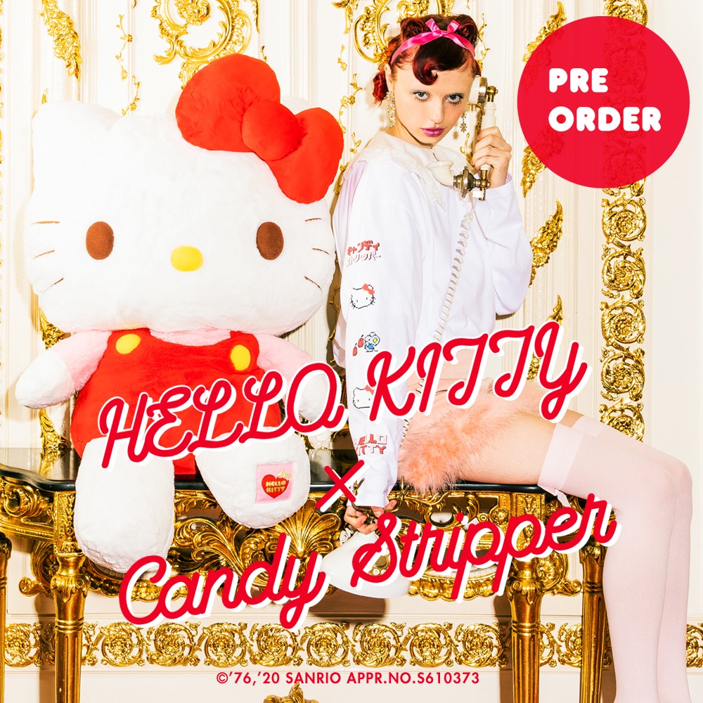 HELLO KITTY×CandyStripper