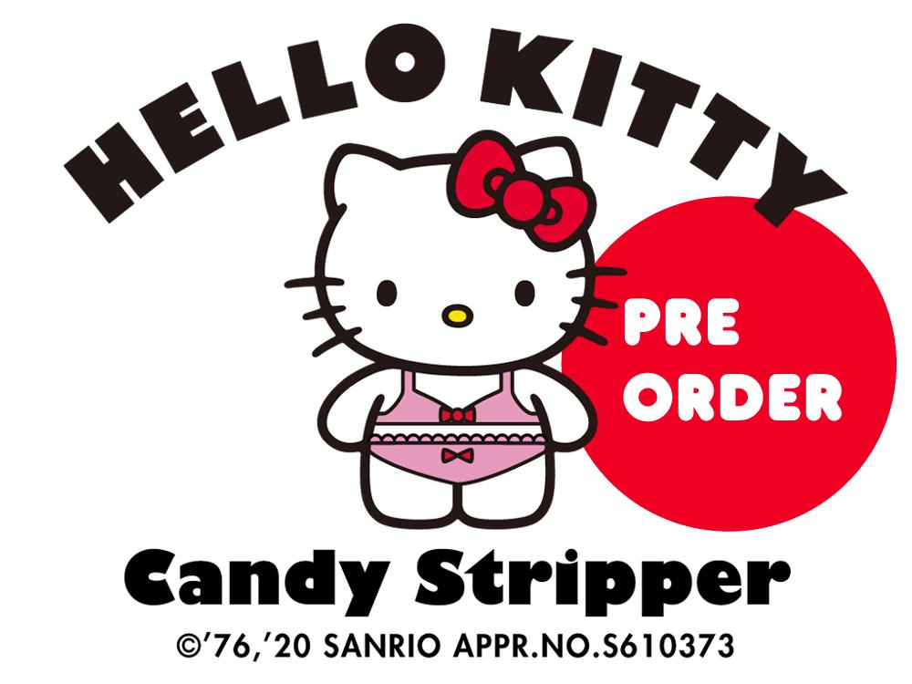 HELLO KITTY×Candy Stripper