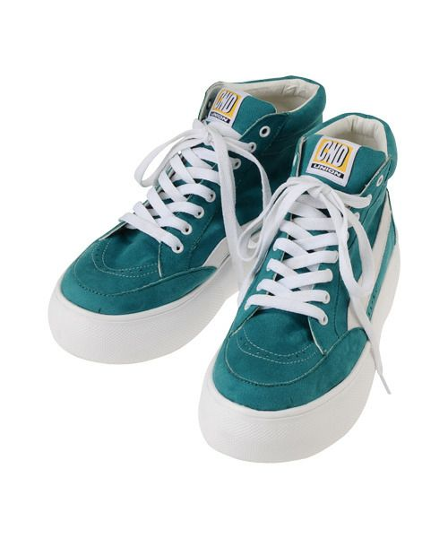 SUPERB CANDY MIDDLE CUT SNEAKERS