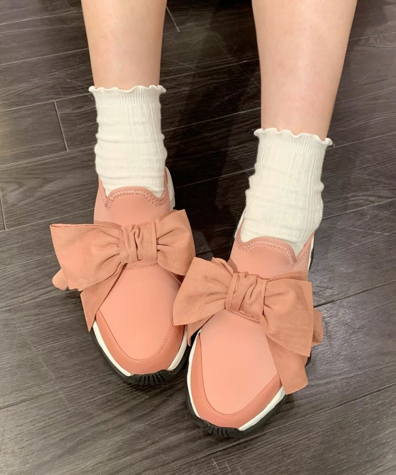 CANDY RIBBON SNEAKERS