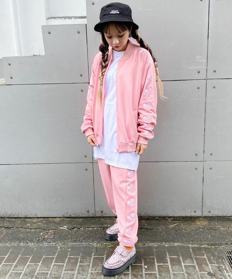 TOKYO PANDA CLUB JERSEY BLOUSON