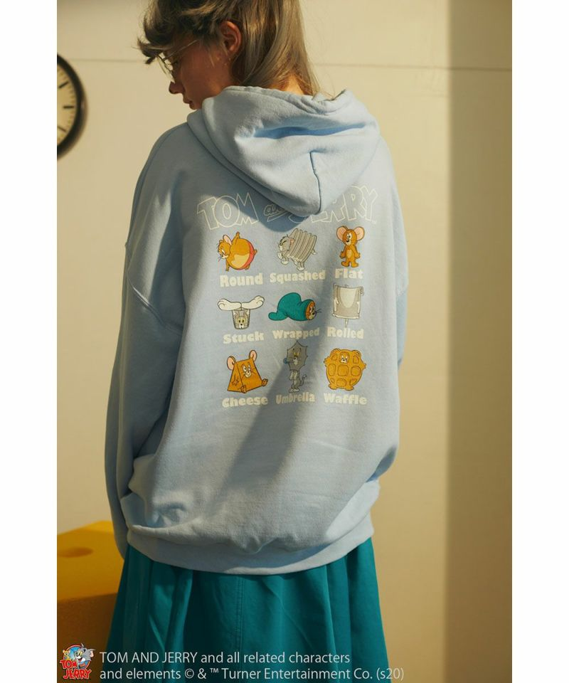 TOM and JERRY FUNNY ARTS HOODIE